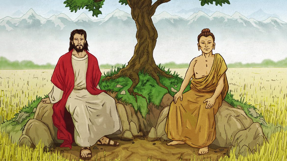 Comparison of Buddhism & Christianity